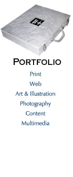 print, web, art and illustration, photography, content, multimedia